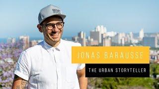 "Meet South Africa with Jonas Barausse, the ""Urban Storyteller"""