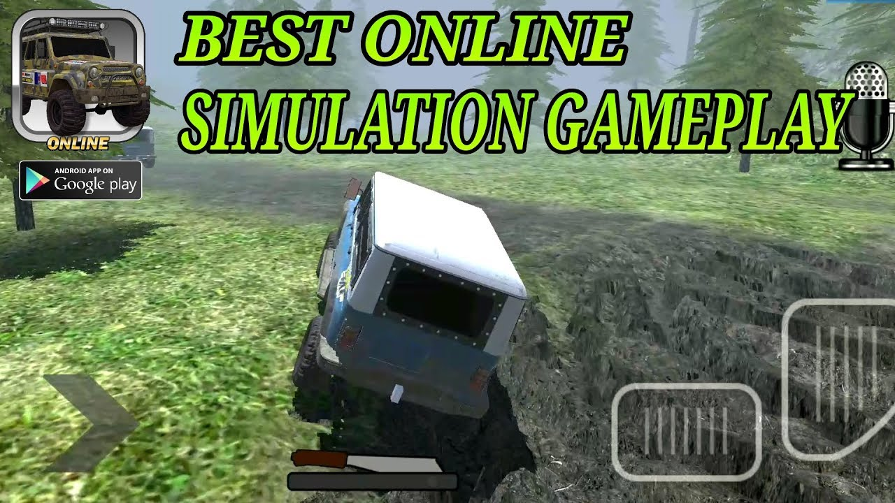 Offroad Simulator Online Android Gameplay Full HD by VetStudio