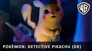 POKÉMON Detective Pikachu – Official Trailer #1 (DK)