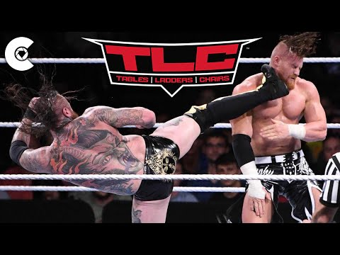 Cultaholic Wrestling Podcast #101: What Will Be The Best Match At WWE TLC 2019?