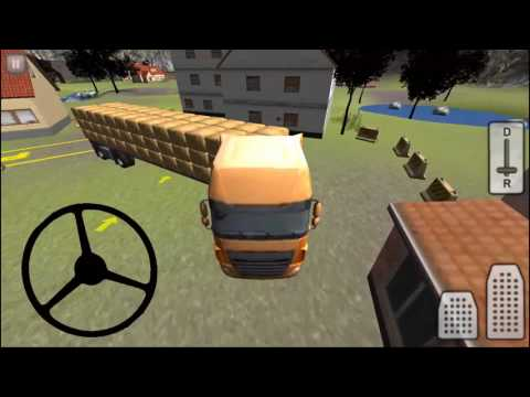 Farm Truck 3D: Hay Android Gameplay