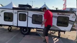 The world's Most Innovative Popup Camper!