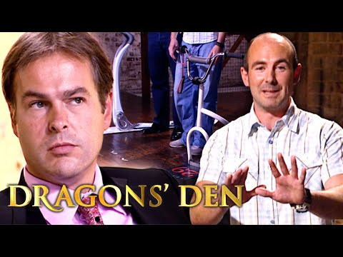 Designer Refuses to Be 'Ripped Off' | Dragons' Den