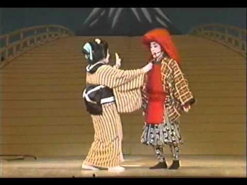 【日本舞踊】 若柳昌三郎の世界②ー角兵衛ーJapanese traditional dance