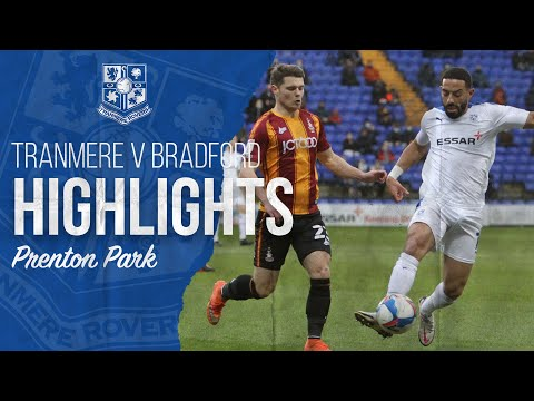 Tranmere Bradford Goals And Highlights