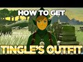 How to Get Tingle's Outfit in Breath of the Wild: Expansion Pass DLC Pack 1 | Austin John Plays
