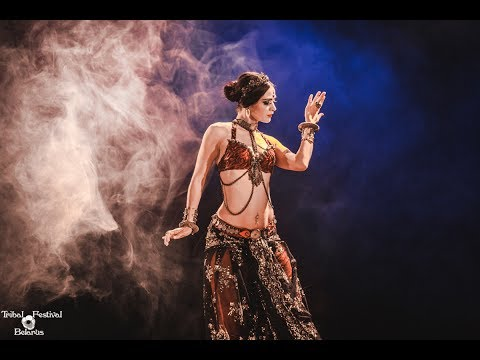 """Turkey. The Ottoman Empire"" - Olga Meos @ Tribal Festival in Belarus 2017"