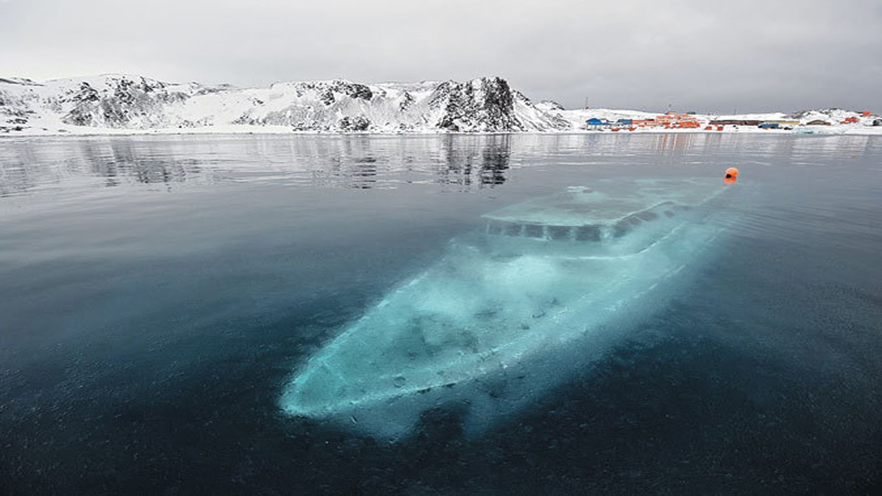 затонувших кораблей фото