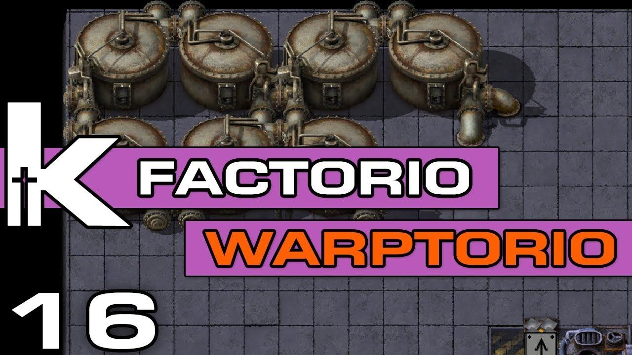 Factorio - Angel's & Bob's - Episode 158 - Lead Design by