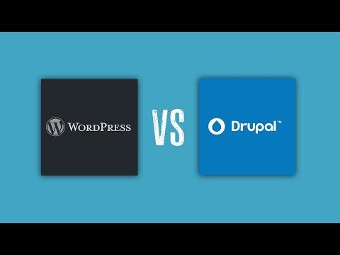 Drupal vs WordPress - Which is Better