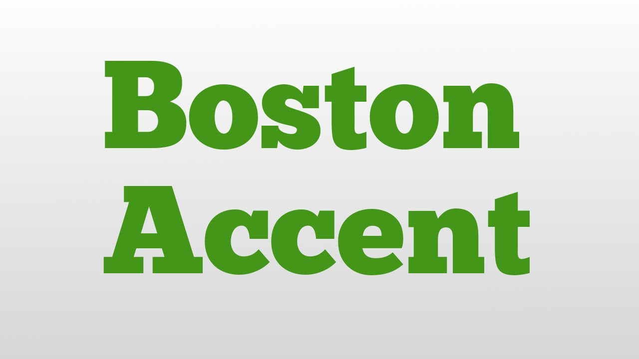 3 Ways to Speak With a Bostonian Accent - wikiHow
