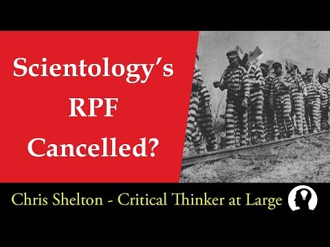 Talking about Scientology's RPF with Aaron Smith Levin