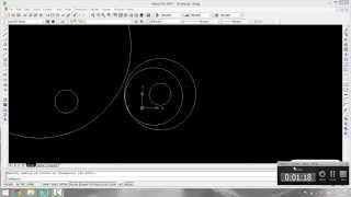 How To Draw Circle In Cad?-  Auto Cad Tutorial!