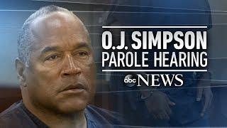 OJ Simpson parole hearing, verdict: full