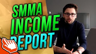 SMMA Income & Goal Report (High-Level Overview) | Social Media Marketing thumbnail