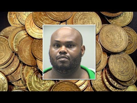 Man Arrested After Making Over 1 Million Selling Chuck E Cheese