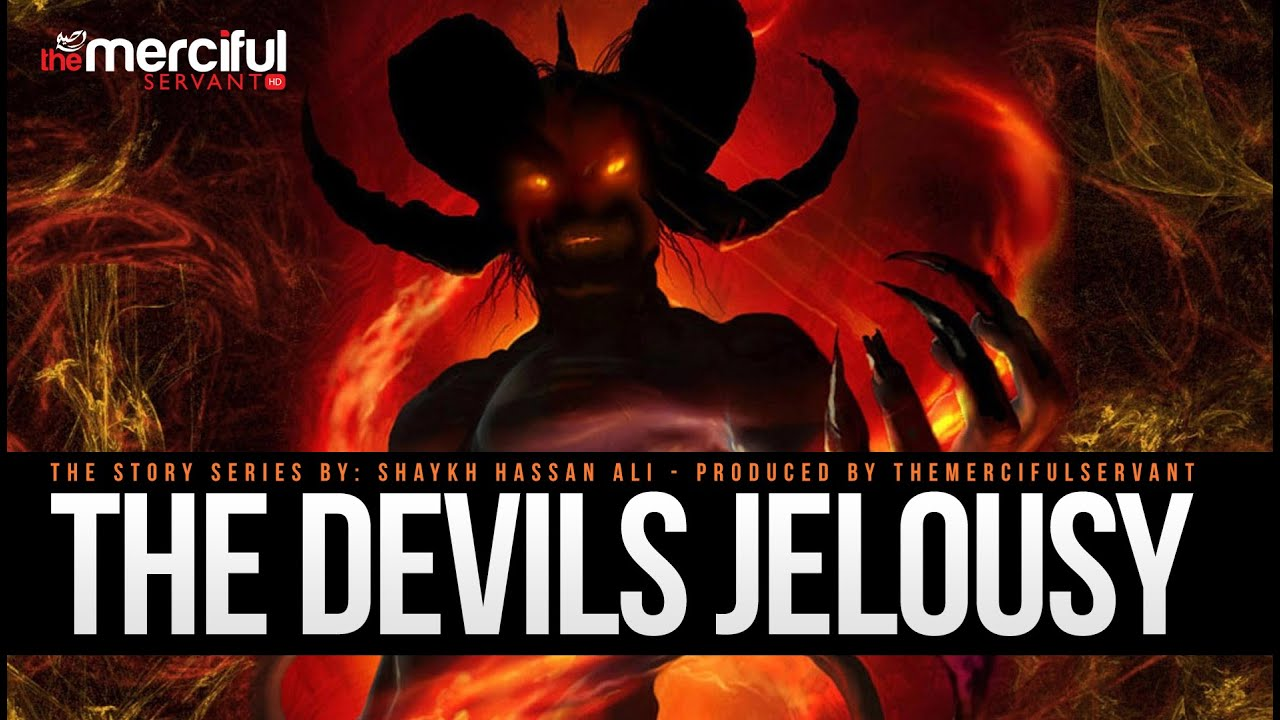 The Devils Jelousy - The Fall of Satan