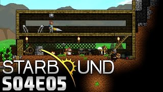 STARBOUND 🌠 S04E05 • Der