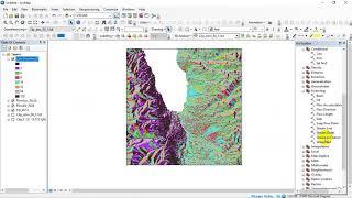 Tutorial Membuat Peta Daerah Aliran Sungai (DAS) di ArcGIS