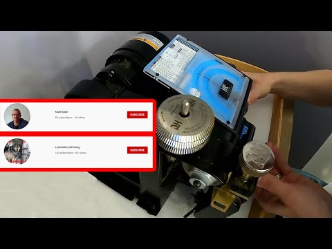Lock Sport Update || Code Cutting An American Lock Key and Sharing Older Channels