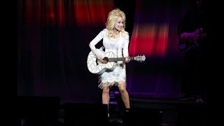 Dolly Parton on Stage Through the Years