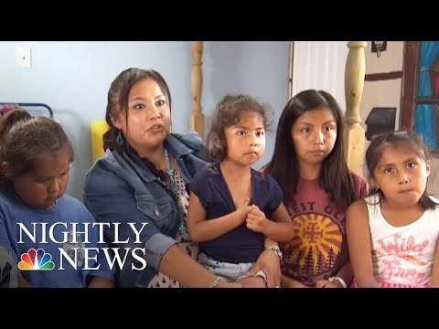 Oklahoma City's School For Homeless Children A Lifeline For Many | NBC Nightly News