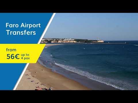 Faro Airport Transfers To Praia Da Rocha - Yellowfish Transfers