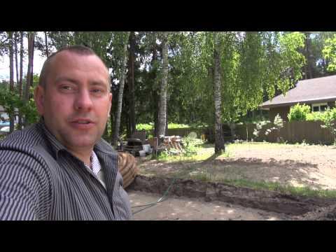 Монтаж Ливневая канализация и Дренаж участка и фундамента