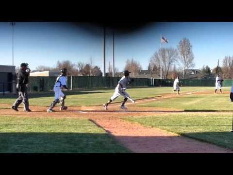 Vallivue high school baseball 2014- March 18th