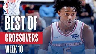 NBA's Best Crossovers | Week 10
