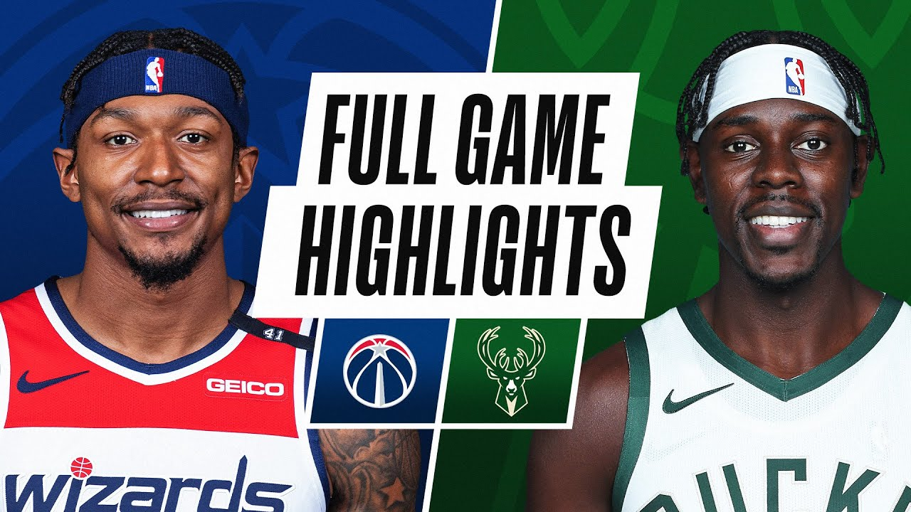 Bucks edge Wizards 135-134 to earn fourth straight victory