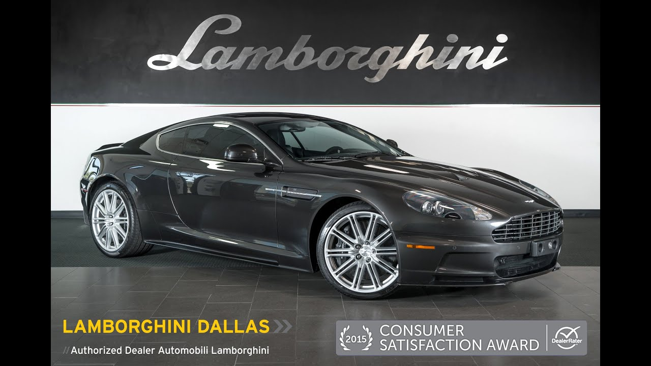 2010 aston martin dbs dark gray metallic lc381