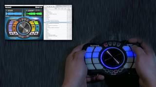 Take A Tour Of The Numark Orbit - MIDI DJ Controller With Motion Control