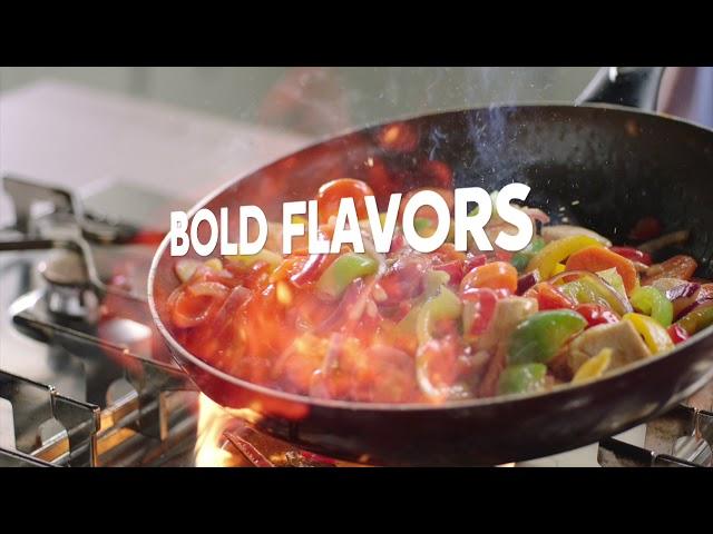 Introducing Kronos World Cuisine