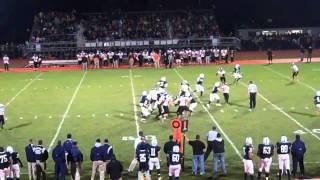 Section V Football: Gates Chili Vs Churchville Chili (10/01/10)