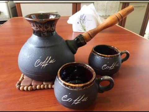 Как выбрать турку для кофе. Виды турок