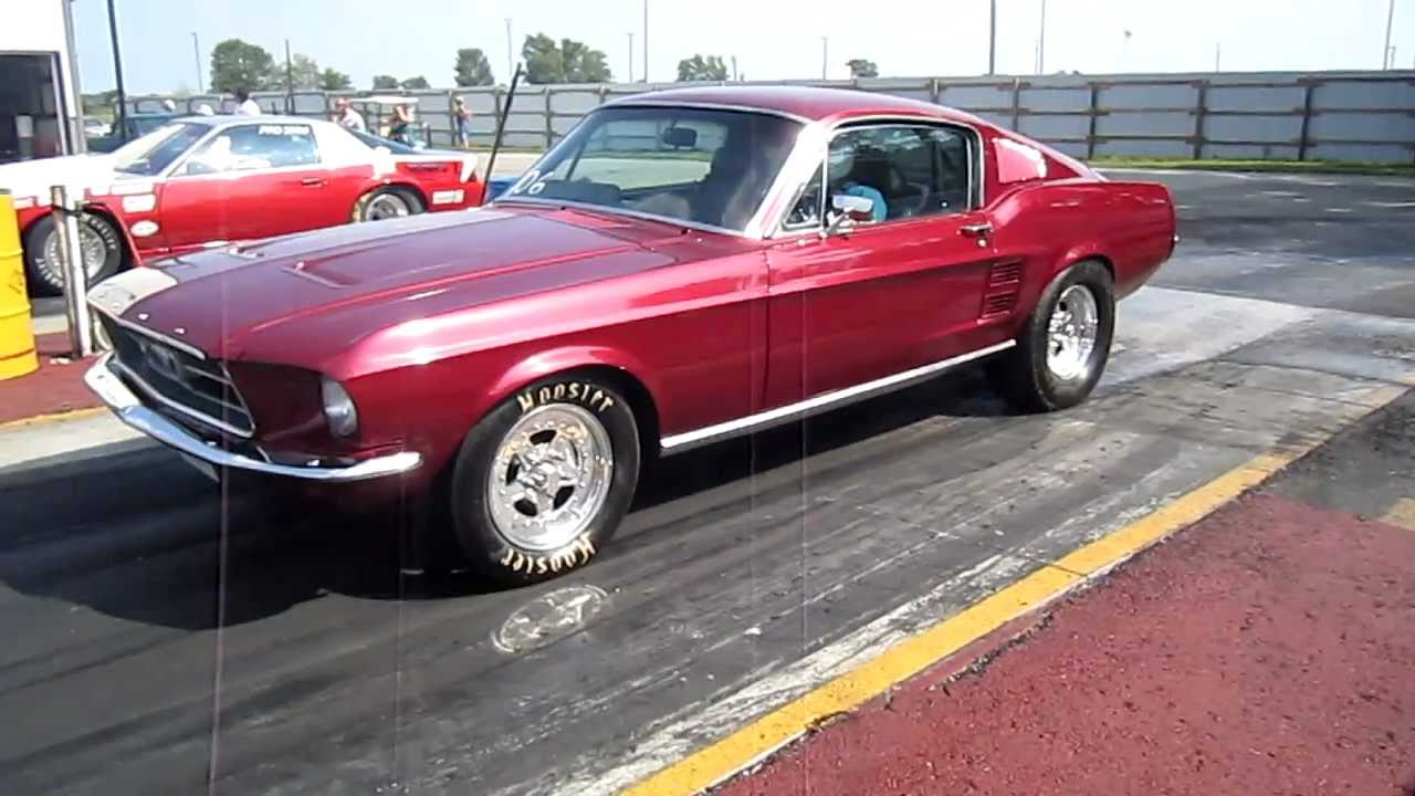 Dem Sponsored 1967 Ford Mustang 429 Cobra Jet