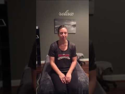 Client Testimonial for Massage Services at Bodyworx Spa in Severna Park, MD