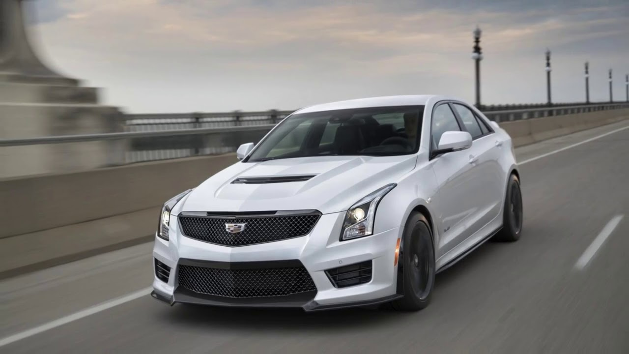 2018 Cadillac Ats V Review