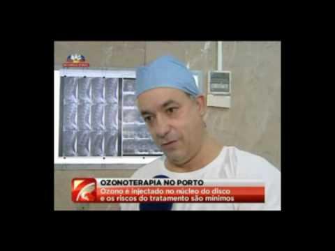 injeção ozono hernia discal
