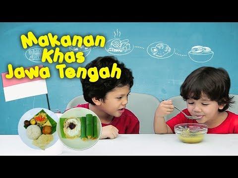 KATA BOCAH tentang Nasi Liwet, Serabi, Tengkleng (Makanan Khas Jawa Tengah) | #19