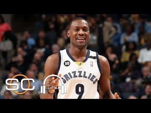 Tony Allen a perfect embodiment of the Memphis Grizzlies | SC with SVP | ESPN