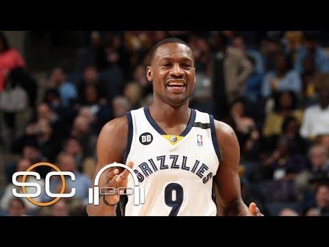 Tony Allen a perfect embodiment of the Memphis Grizzlies | SC with SVP | ESPN