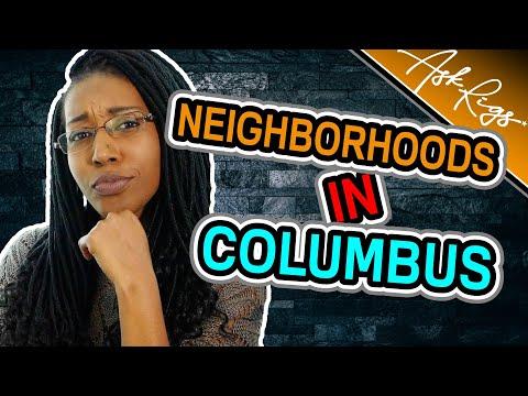 Living In Columbus, Ohio: Neighborhoods In Columbus, Ohio | #AskRigs (Sharyn Rigsbee)