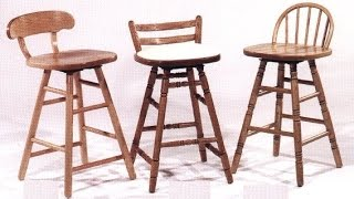 Ideas For Low Back Counter Stools