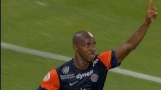 But Souleymane CAMARA (34') - Montpellier Hérault SC - Toulouse FC (1-1) / 2012-13