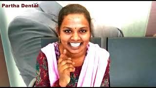 Do implanted teeth feels as Original teeth?II Partha Dental II