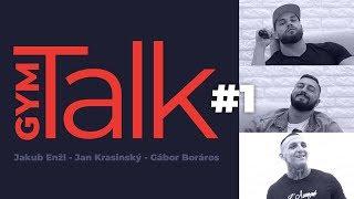 Jakub Enžl L Jan Krasinský 💪 L Gábor Boráros 🥊 L GymTalk #1