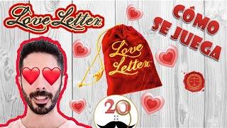LOVE LETTER ❤️ Ed. 2019 - Cómo se juega (reseña)