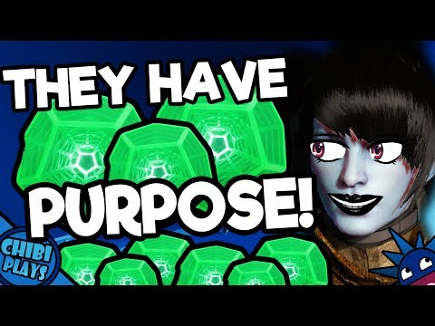 Green Engrams have purpose again!   Destiny PS4